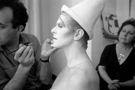 Los fotógrafos que acompañaron a David Bowie