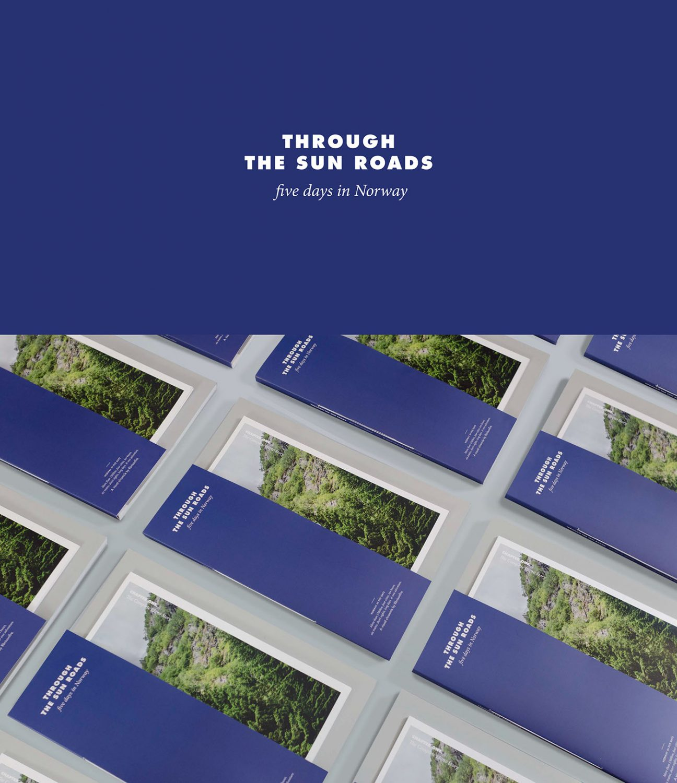 Through the Sun Roads, el fotolibro del viaje persiguiendo al sol por Rbnisonfire