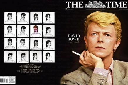 15 portadas homenaje a David Bowie