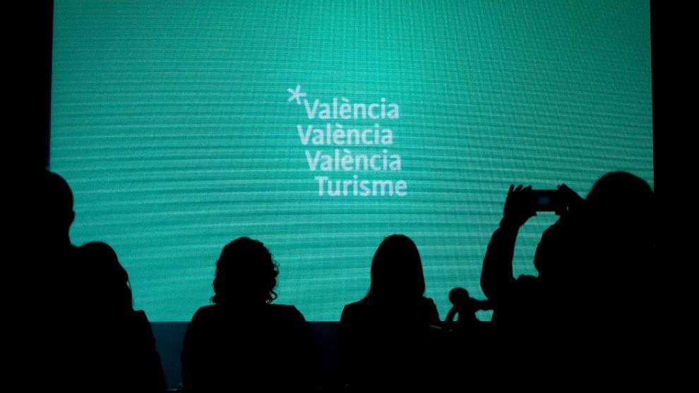 Presentación de la nueva marca turística de la Diputación de Valencia. BIEL ALIÑO