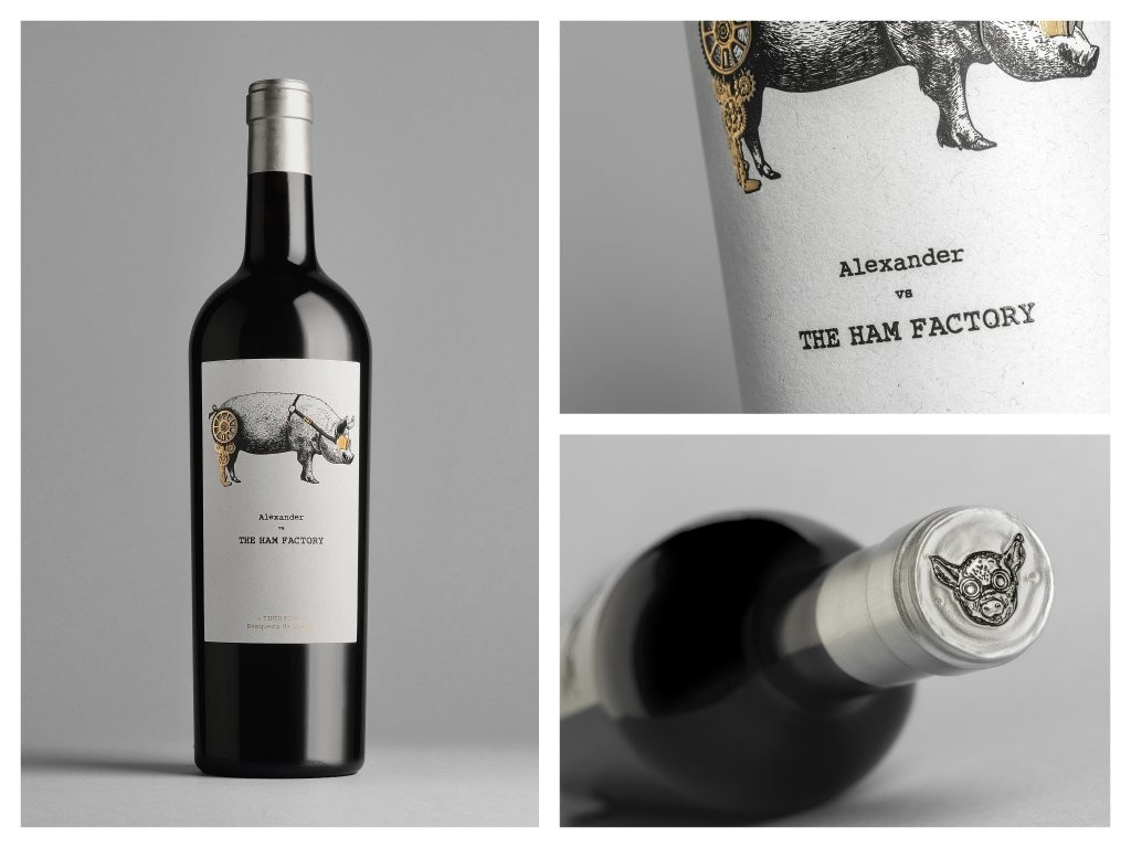 Premio Anuaria 2015 al mejor packaging