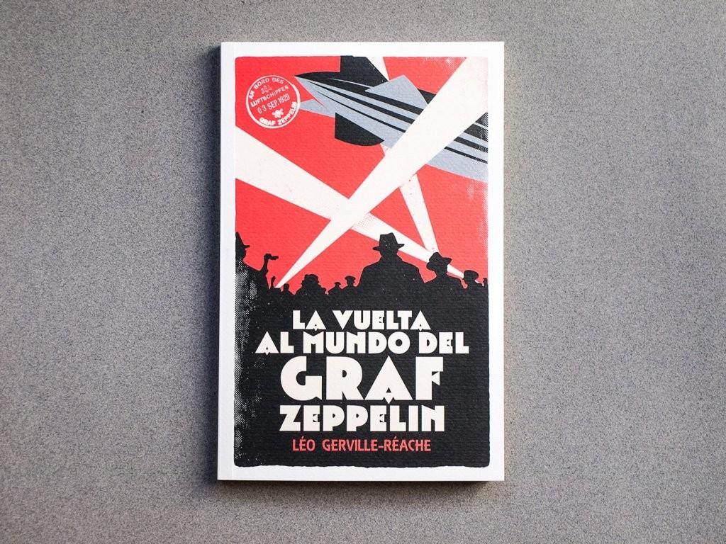 La vuelta al mundo del Graf Zeppelin (Anuaria de Oro)