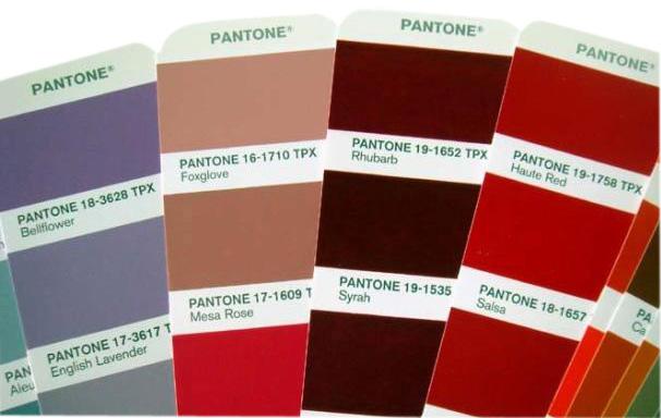 ¿Sabes qué diferencias hay entre el Pantone TPX, TCX, TP, TC y TPG?