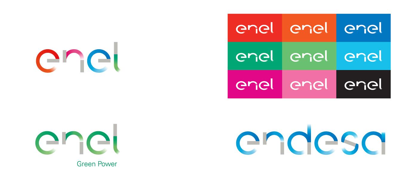 El nuevo logo Endesa