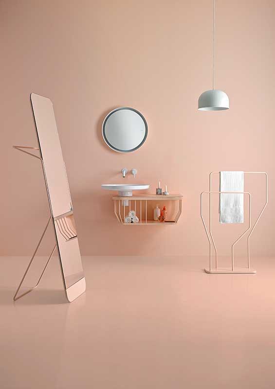 Odosdesign y su dirección de arte convierten muebles de baño en auténticas joyas