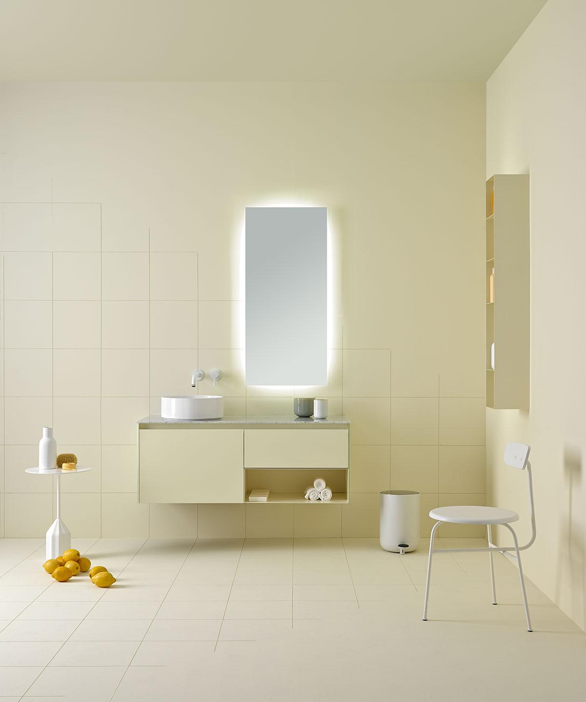 Odosdesign y su direcci n de arte convierten muebles de - Arte en bano ...