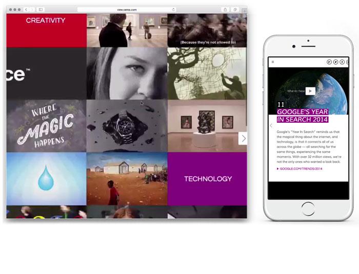 Ceros, la herramienta para crear contenidos interactivos