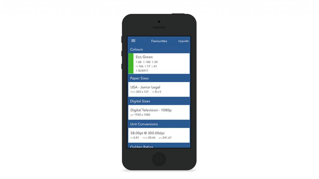 Design Tools, la app que le facilita el trabajo al diseñador