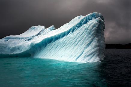 Camille Seaman, cazadora de icebergs