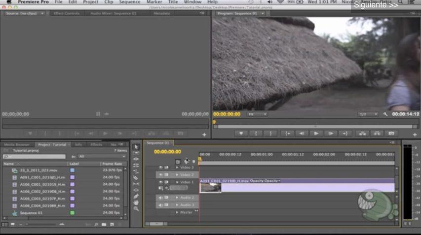 ccCómo exportar un vídeo en Adobe Premiere Pro