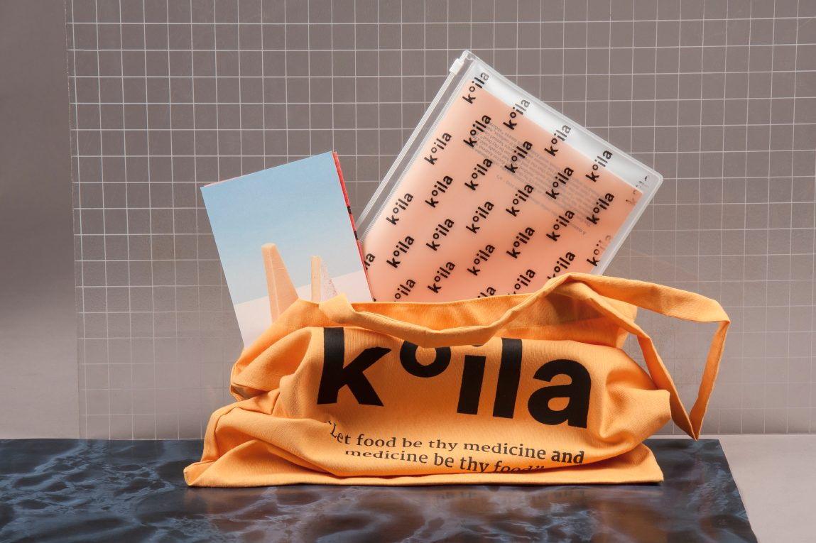 Koila, de Ariadna Pujol Marcos 3er Premio Acento G 2015