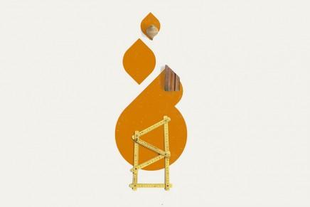 Ibán Ramón diseña los carteles de las Fallas de 2016