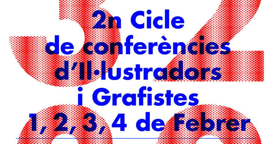 Ilustradores y grafistas tienen una cita en el segundo ciclo de conferencias '3232'