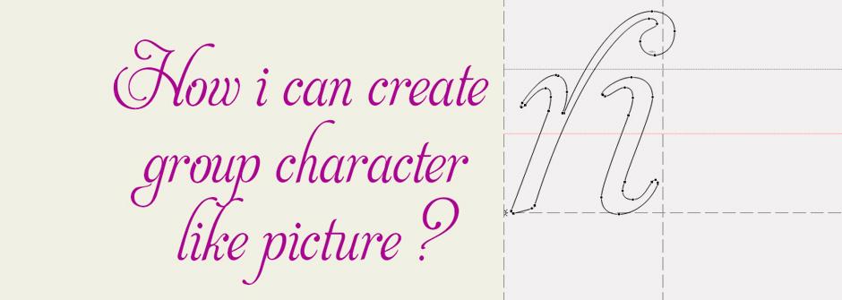 ¿Cómo diseñar una tipografía? Aprende con este workshop