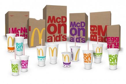 Siete agencias para crear el nuevo diseño de packaging de McDonald's