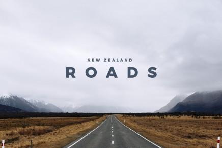 Las inconmensurables carreteras neozelandesas a través del objetivo de Albert Oriol