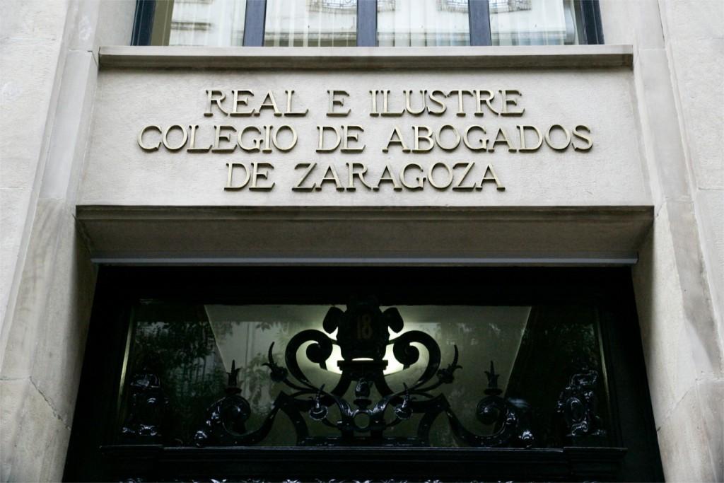 Los abogados de Zaragoza se convierten en diseñadores
