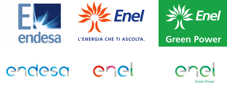rediseño nuevo logo Endesa