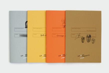 Comparte cuaderno con George Grsz, Julio González, Grete Stern y Claude Cahun