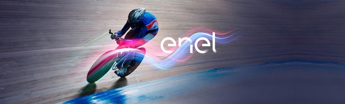 El nuevo logotipo de Endesa cargado de energía y movimiento