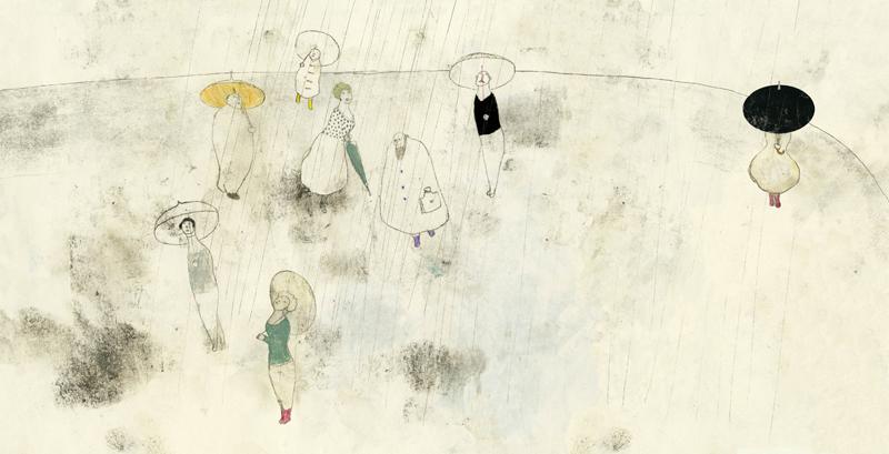 Jesus Cisneros y la magia de ilustrar historias bajo la mínima expresión