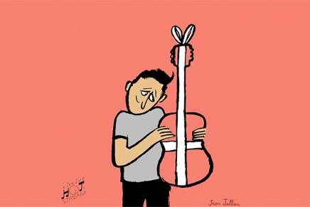 Kitsune Hot Stream, el escaparate musical ilustrado mes a mes