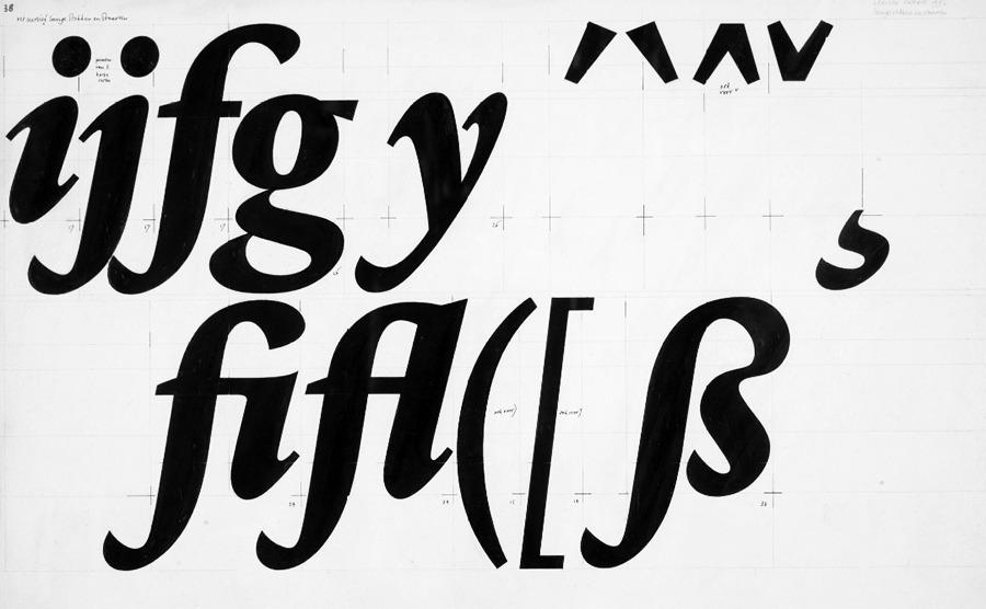 Fallece Bram de Does, el padre de las tipografía Trinité y Lexicon