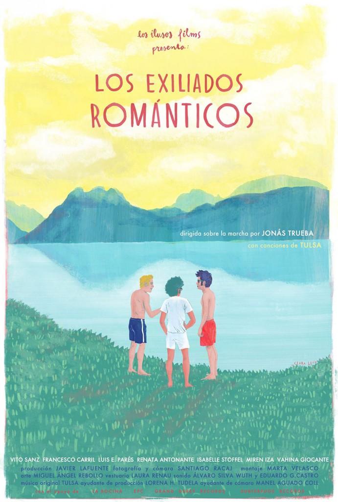'Los exiliados románticos' - Clara León.