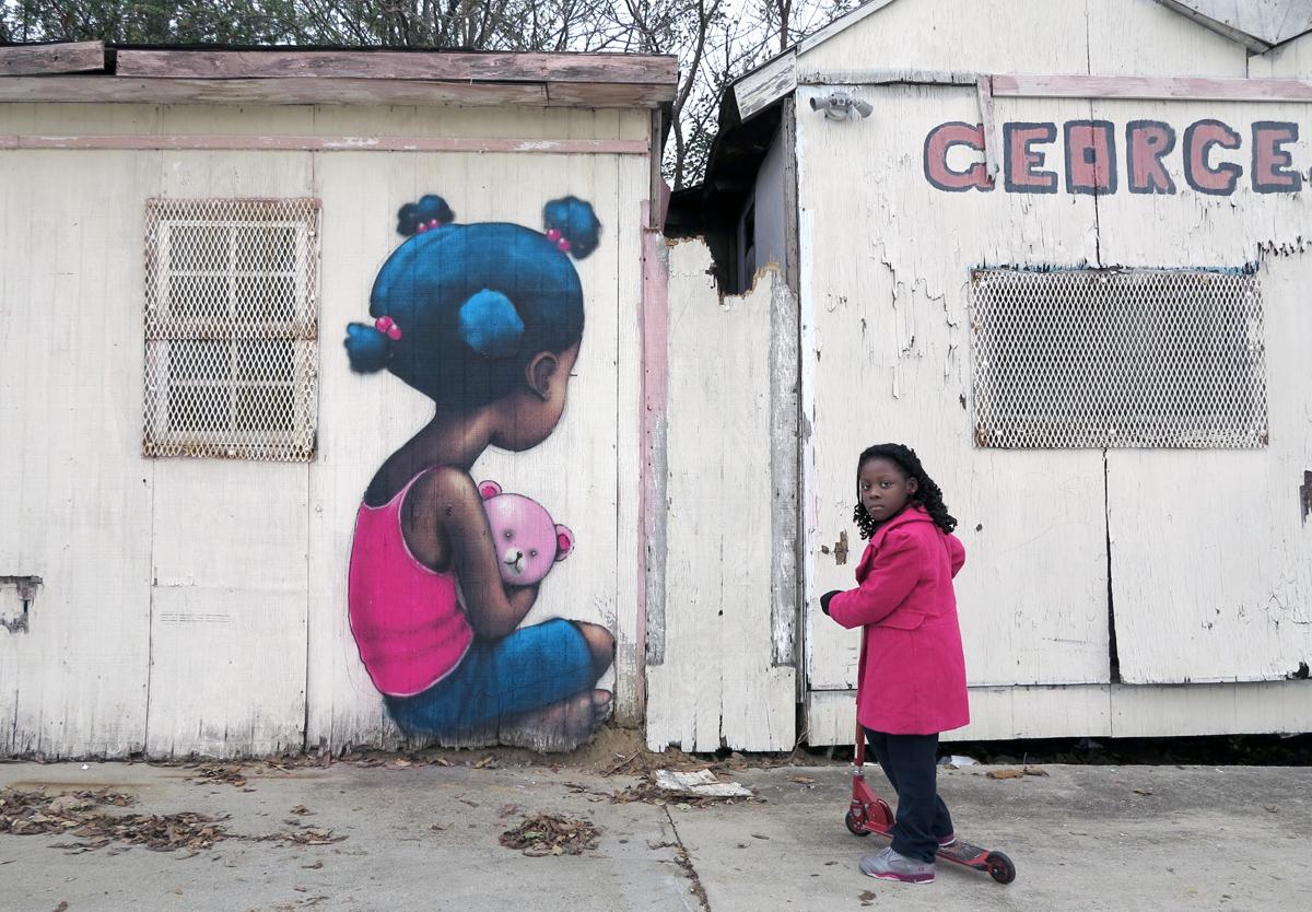 Julien Malland el globepainter del street art