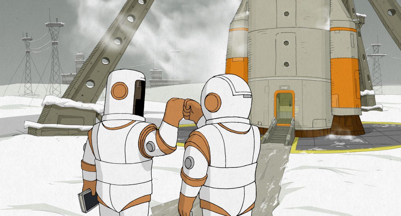 We Can't Live Without Cosmos, animación nominada a los Premios Oscar 2016