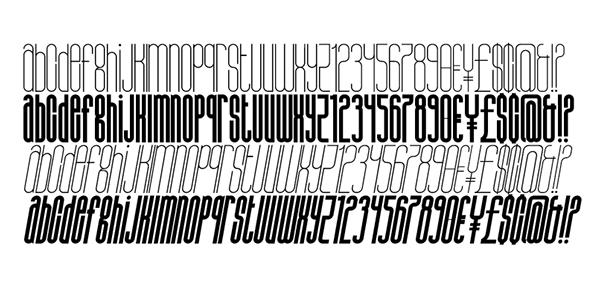 Bohema, la tipografía gratuita para diseños retro