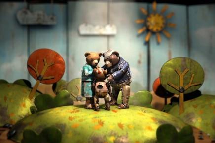 Oscar 2016 al mejor corto de animación para 'Bear Story', de Gabriel Osorio y Patricio Escala