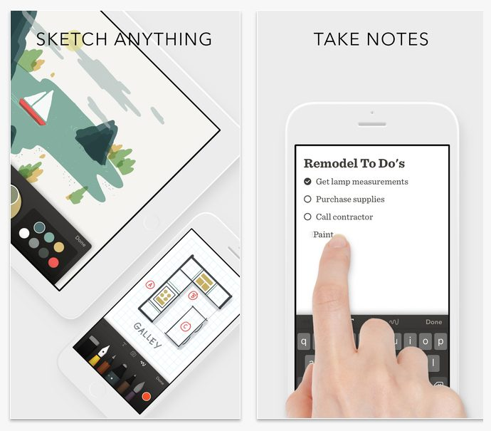 Paper la app gratis