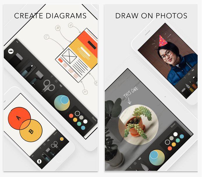 Paper, la app gratis que debería tener todo creativo