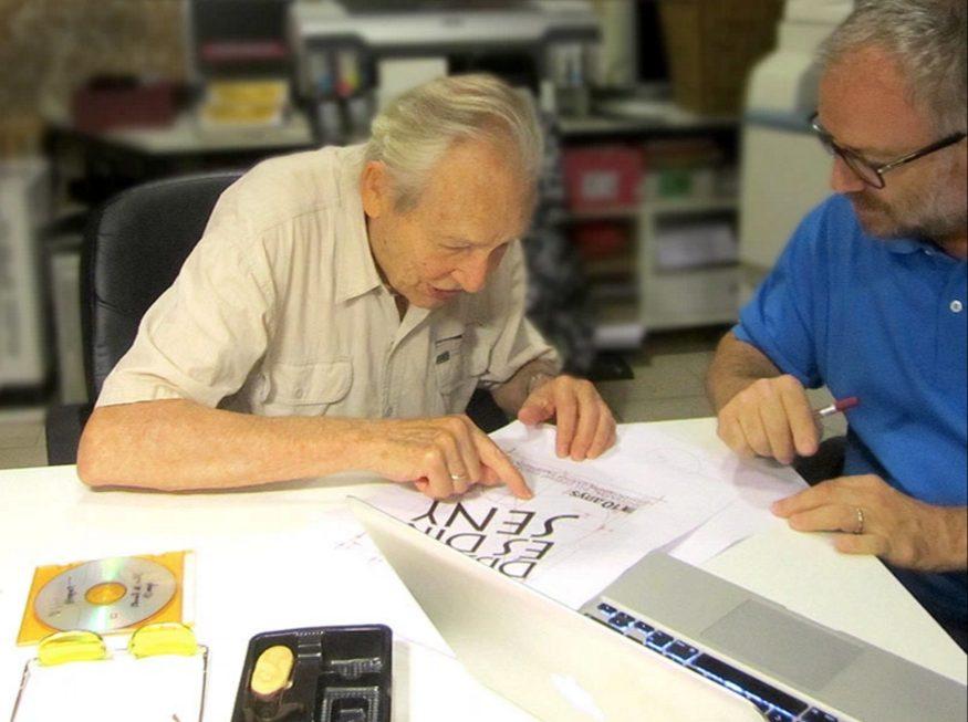 Enric Huguet, 60 años de la historia del diseño gráfico catalán