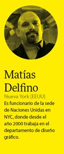 Matías Delfino: «El logo, ese pequeño pero poderoso embajador visual»