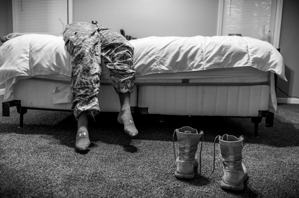 Sexual Assault in America's Military, por Mary F. Calvert. Primer premio en la categoría Proyectos a Largo Plazo - Historias.