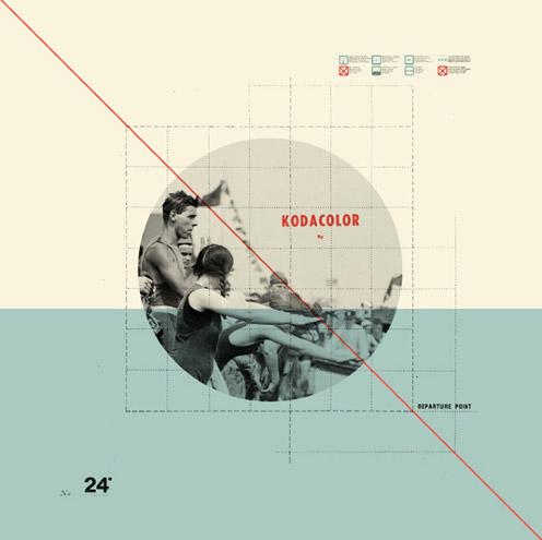 Cristiana Couceiro, ilustraciones a bases de collages a la portuguesa