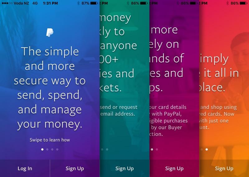 Paypal Sans, la nueva tipografía de Klim Type Foundry para Paypal