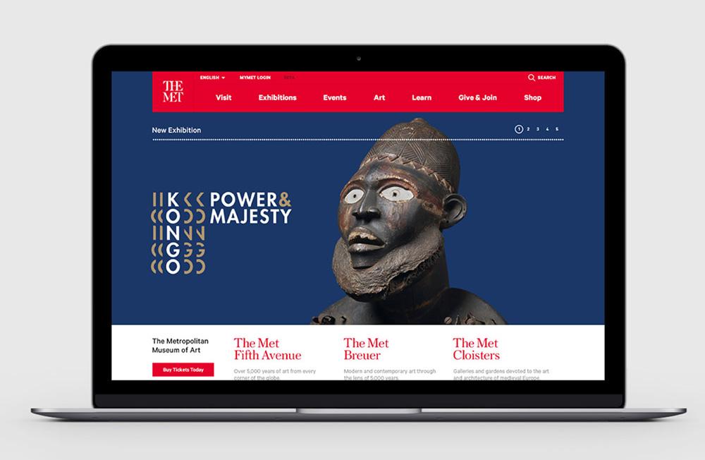 Wolff Olins ataca de nuevo con un polémico logotipo: The Met