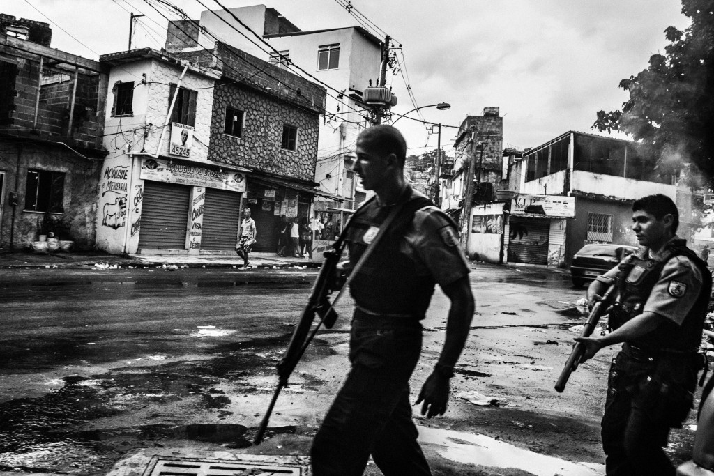 Citizen Journalism in Brazil's Favelas, por Sebastián Liste.