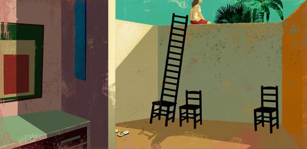 20 ilustradoras que no puedes dejar de conocer - Eva Vazquez