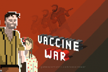 Vaccine War: pixel art y entornos 3D en plena Guerra Civil Española