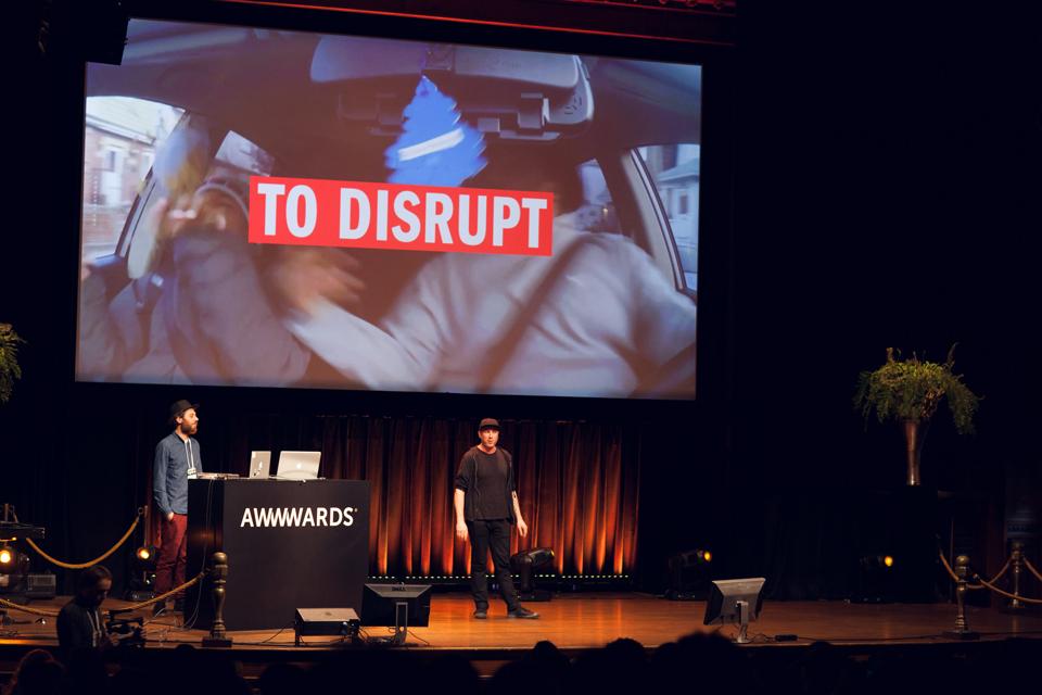 Awwwards, una tormenta de conferencias de diseño se avecina sobre NY
