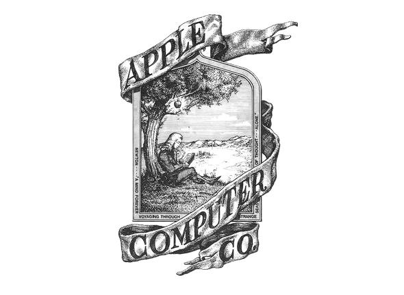¿Quién diseñó el logotipo de Apple? Ronald Wayne