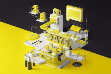 Ha comenzado la tercera edición de 36 Days of Type