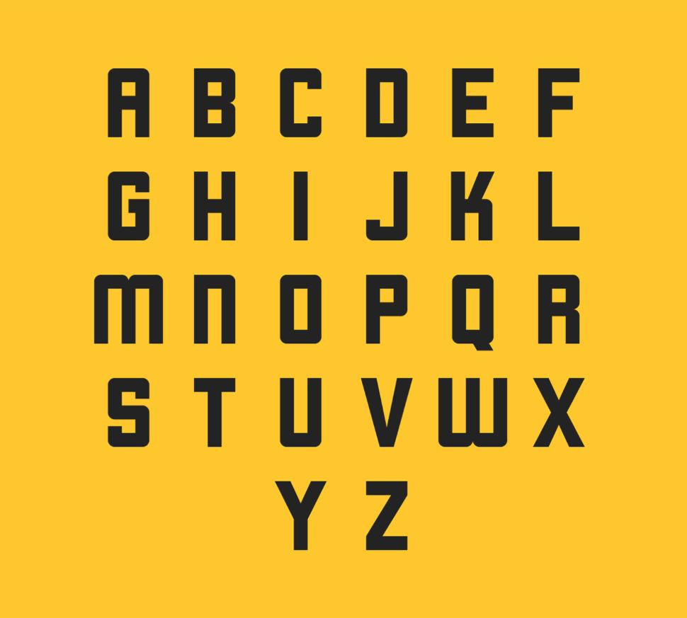 Cornestone, tipografía modular y gratuita