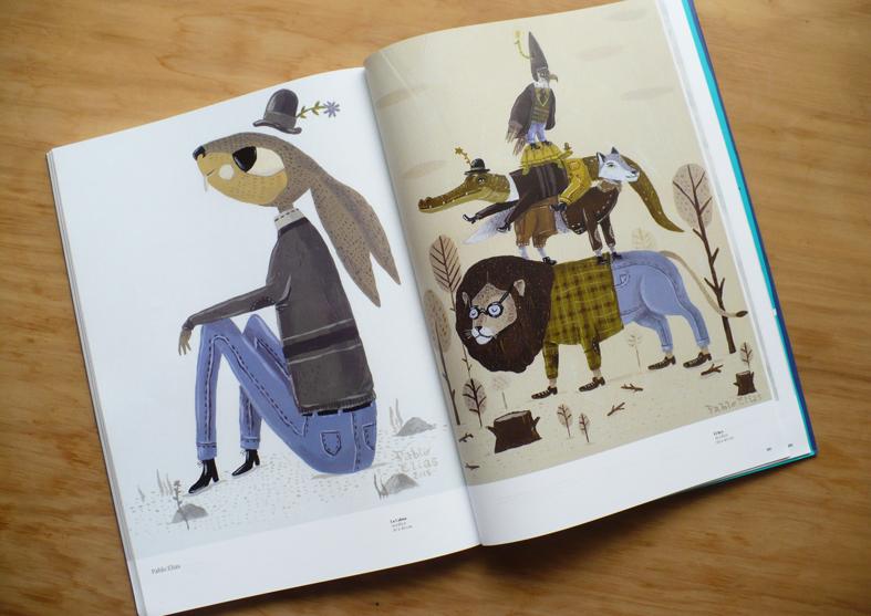 La ilustración como ensayo visual