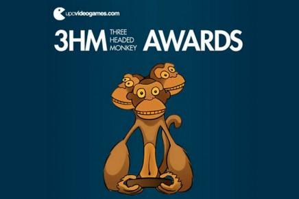 1.500 € para el ganador de la Mejor Animación en Three Headed Monkey Awards 2016
