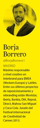 Borja Borrero: «Diseño: la herramienta corporativa clave»